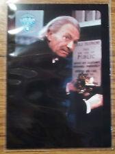 1st Doctor Who Cornerstone Series 4 Rare Non Foil Error Chase Trading Card