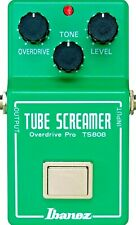 Ibanez TS808 TS-808 Tube Screamer Overdrive - NEW - F/S w/Track# from Japan
