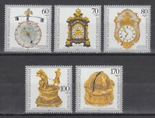 Germany federal BRD 1992 ** mi.1631/35 bienestar relojes Watches