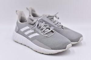 Men's Adidas Questar Drive Cloudfoam Running Sneakers, Grey, 11