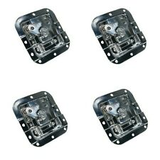 """4 OSP ATA Road Case Recessed Butterfly Latch 4"""" x 4.25"""" with Latch to Add Lock"""