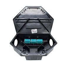 Rodent Rat Mouse Bait Station Protecta LP Tamper Resistant Rodent Bait Box Black