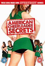 AMERICAN CHEERLEADER SECRETS - DVD - REGION 2 UK
