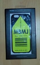 "MARC BY MARC JACOBS  Protector for iPhone 6 Case ""Priority MBMJ NYC"" NIB"