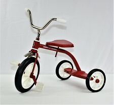 Radio Flyer Vintage Miniature Red Tricycle American Girl Size Good Condition