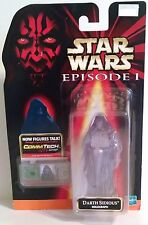 Star Wars Episode I - Darth Sidious Holograph with CommTech Chip - Hasbro