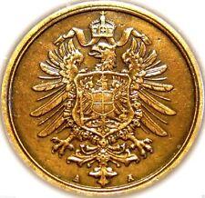 10 Pfennig Kursmünzen der Weimarer Republik