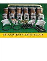 RP924111 for Case 504 Turbo Inframe Engine Rebuild Kit 1570 2390 2470 2590,4490