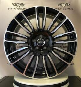 "4 Cerchi in lega Range Rover Evoque Velar Discovery Sport da 20"" Nuovi, OFFERTA"
