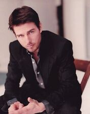 """TOM CRUISE AUTOGRAPH SIGNED 10"""" X 8 """" PHOTO (JACK REACHER MISSION IMPOSSIBLE  )"""