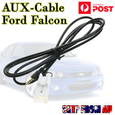 3.5mm Car Stereo Radio Aux Adapter Cable Plug For Ford Ba Bf Falcon Territory AU
