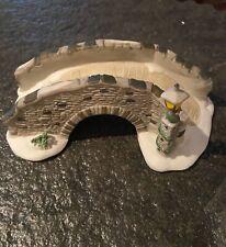 Dept 56 Stone Bridge