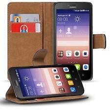 Klapptasche für Huawei Y625 Handy Hülle Case Flip Cover Wallet Tasche Etui