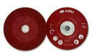 3M™ High Performance Ribbed Back-Up Pad 64861 125mm M14 & 5/8