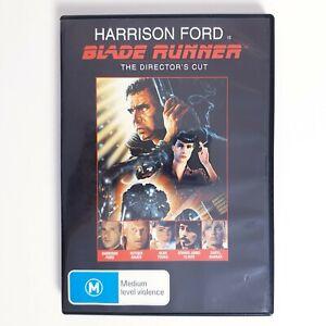 Blade Runner Directors Cut Movie DVD Region 4 AUS Free Postage - Scifi
