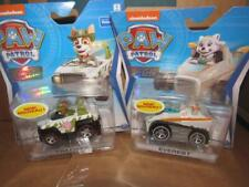 Paw Patrol Mighty Pups True Metal Diecast Character Vehicle Everest and Tracker