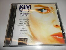CD  Kim Wilde - Greatest Hits