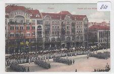 1974, Posen Parade auf dem Wilhelmplatz gelaufen 1914 !