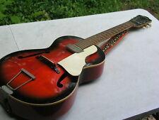 sehr schöne Vintage Gitarre Halbresonanzgitarre von Framus