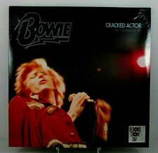 Bowie CRACKED ACTOR, LIVE L.A. '74, 3xLP, Etched, Unreleased, Limited Ed. (2017)