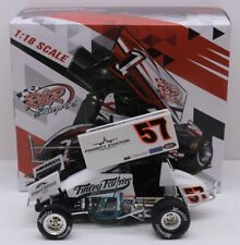 SPRINT CAR - R&R Sprint Car 1/18  - 2017 KYLE LARSON - FINLEY FARMS