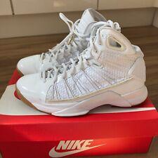 Nike Hyperdunk Lux 2016 Basketball Shoes - White - UK 8 / EU 42.5 - 818137-100