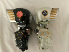 Power Rangers Wild Force Black Bear & White Polar Zords