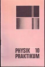 DDR Physik Sachbücher