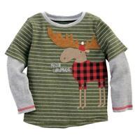 Mud Pie E8 Farmhouse Baby Toddler Boy Farm Friends Tee T-shirt 1052234 Choose