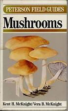 A Field Guide to Mushrooms North America (Peterson Field Guides)