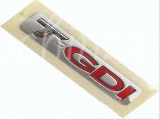 KIA K5 Optima 2011+ OEM GENUINE T GDI Logo Emblem Rear Trunk 863112T100