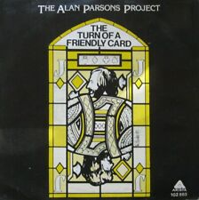 """THE ALAN PARSONS PROJECT - THE TURN OF A FRIENDLY CARD  - VINYL 7""""  - 45 RPM"""