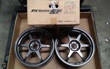 "Buddyclub racing P1 wheels 18 inch x7.5"" 4H X114.3 for silvia s13 180sx"