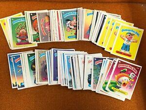 1986 Topps Garbage Pail Kids OS3 Original 3rd Series 3 Complete 88-Card Set GPK
