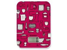 Küchenwaage Design Motiv Küchen Waage bis 5kg Abschaltautomatik NEU SILVERCREST®