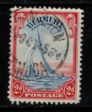 Bermuda 1938 1952 2d Lucie SG112a Used