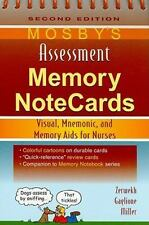 Mosby's Assessment Memory NoteCards : Visual, Mnemonic, and Memory Aids for...