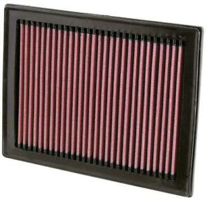 K&N Replacement Air Filter Fits for Nissan X-Trail Micra Pulsar 2007-2017 KN33-2