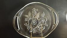 """Glass Serving Tray  8 1/4"""" x 10""""  CL4-16"""