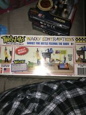 Weird-Ohs Wacky Contraptions Bottle Feeding the Baby Model Kit New