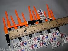"Dealer Box 36 Thill Balsa Weighted 3/8"" Pencil Slip Floats Made in USA  Stick"