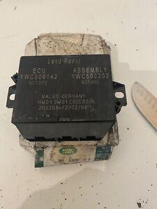 GENUINE Land Rover Freelander Parking Distance Sensor Control Unit YWC500202