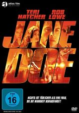 Jane Doe (Action-thriller) con Teri Hatcher, Rob Lowe, Trevor blumas nuevo embalaje original