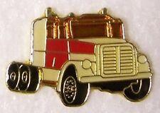 Hat Lapel Tie Tac Push Pin Long Haul Trucker cab #4 NEW