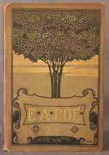 Heath Robinson POEMS OF EDGAR ALLAN POE 1901 inscribed by Sydney Greenstreet
