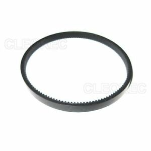 Courroie dentée pour platine vinyle DUAL CS-505-1 CS5501 rechange pitch vitesse