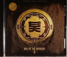 Shogun Audio - Way of the Warrior 2 CD. DLR Icicle Spectrasoul Rockwell