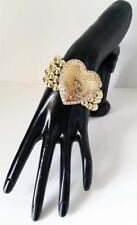 Unbranded Crystal Acrylic Costume Bracelets