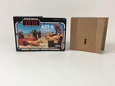brand new  mini rig ast-5 4-back box + inserts