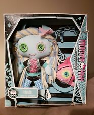 Monster High Lagoona Blue First Wave Plush Doll Pet Fish Neptuna New In Box